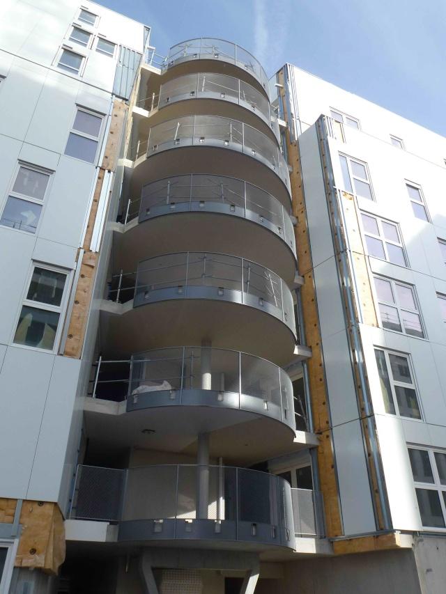 Ilot A5 - Rives de Seine II - Logements sociaux P1300915
