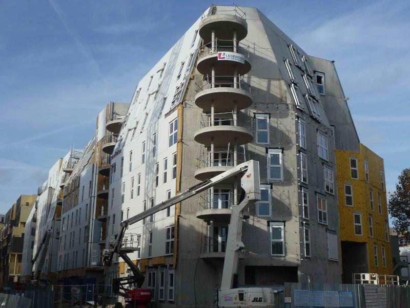 Ilot A5 - Rives de Seine II - Logements sociaux P1300917