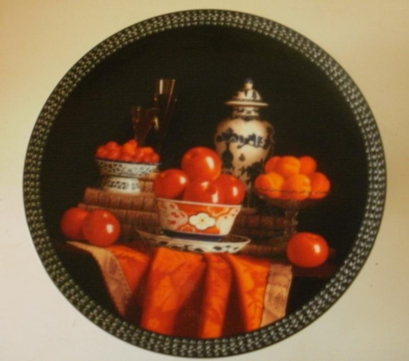 coupe aux fruits -Jean Claude CHAURAY pour BERNARDAUD LIMOGES P1020218