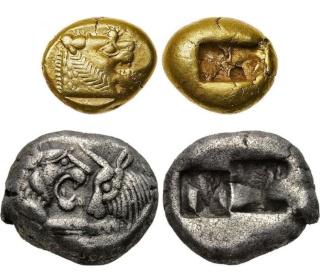 Numisfrance remonte à l'origine de la monnaie ! - Page 3 Lydie_12