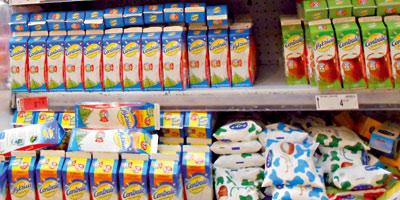 La consommation de lait toujours faible, 55 litres par an et par habitant Consom10