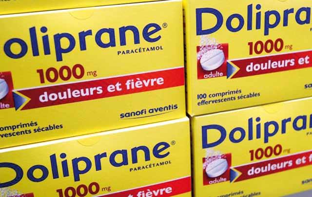 Surdosage du paracétamol : Une toxicité hépatique passée sous silence Dolipr10