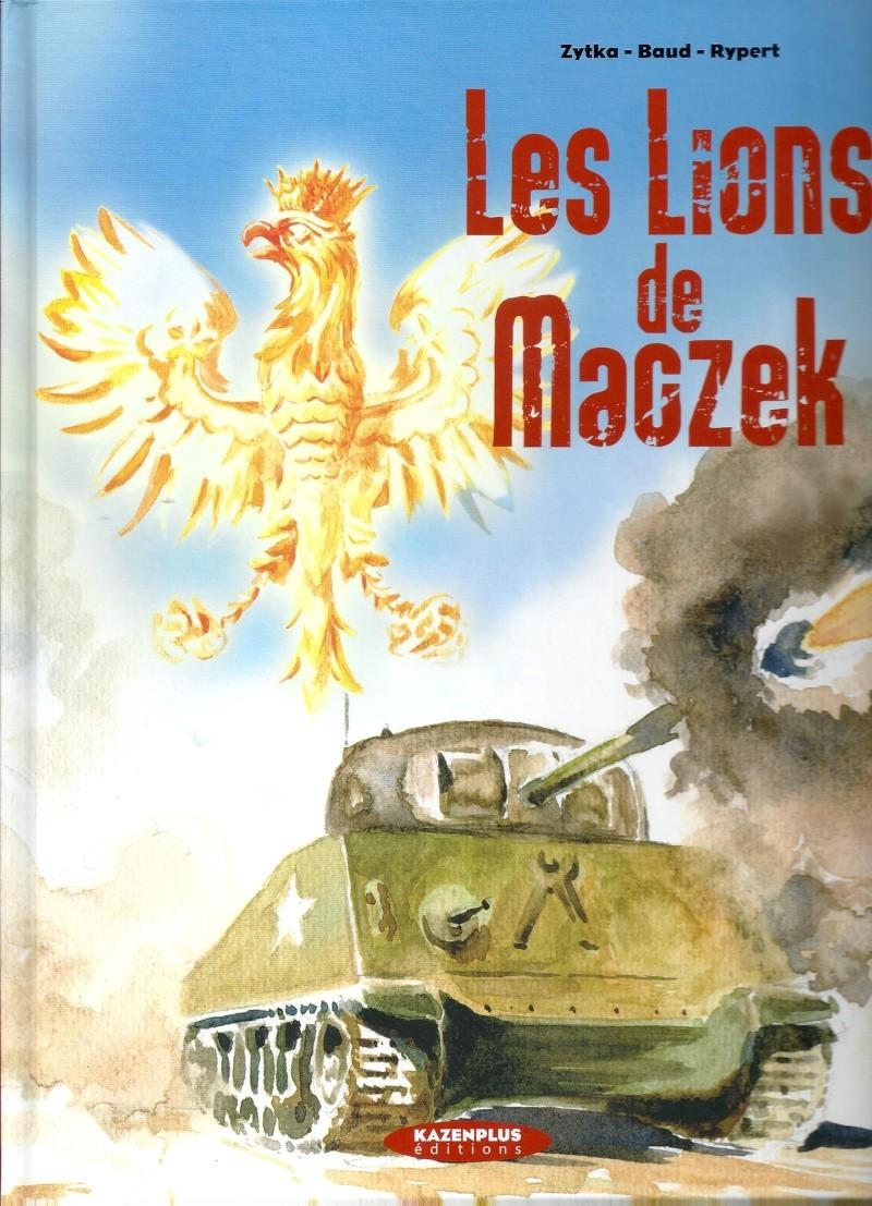 """BD """"Les lions de Maczeck"""" Numyri10"""