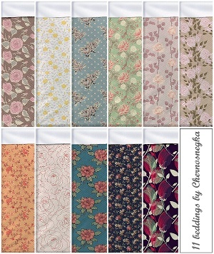 Постельное белье, одеяла, подушки, ширмы - Страница 13 Image_10