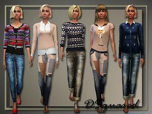 Повседневная одежда (сеты) Image_42