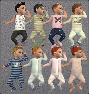 Для младенцев Lightu20