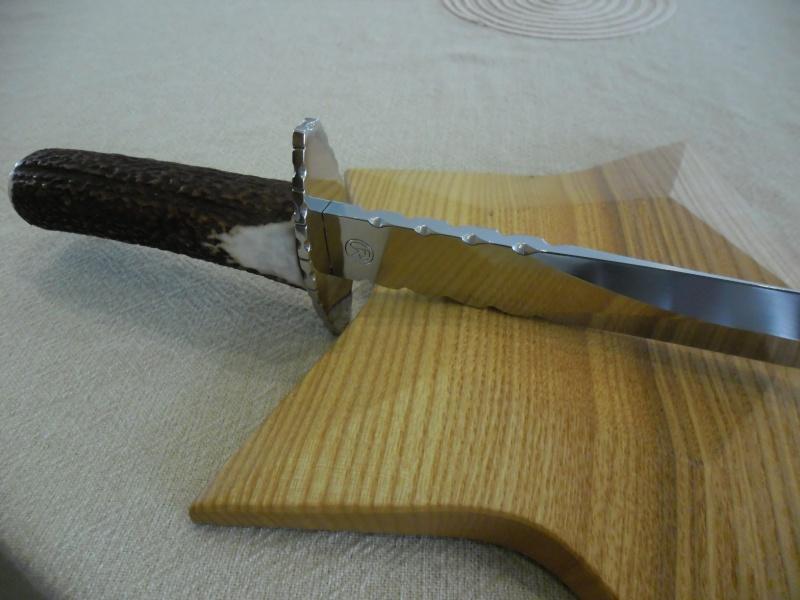 Comment fabriquer son couteau 3241610