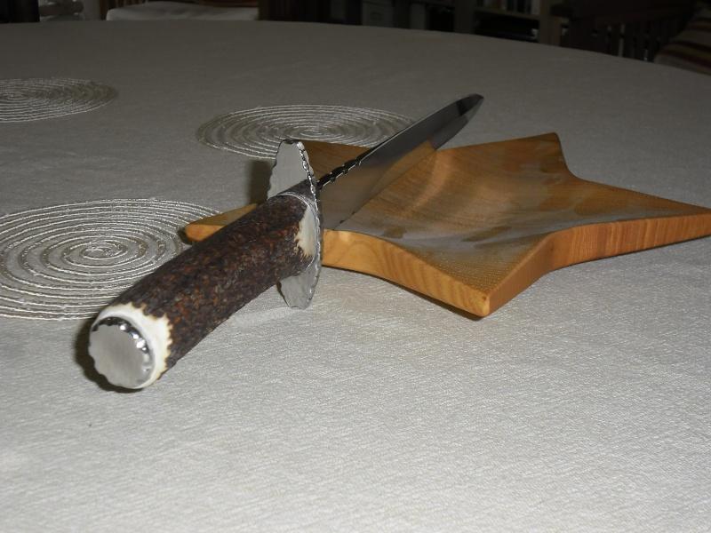 Comment fabriquer son couteau 3242310