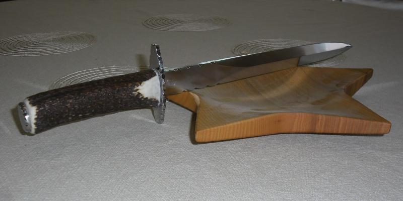 Comment fabriquer son couteau 3242510