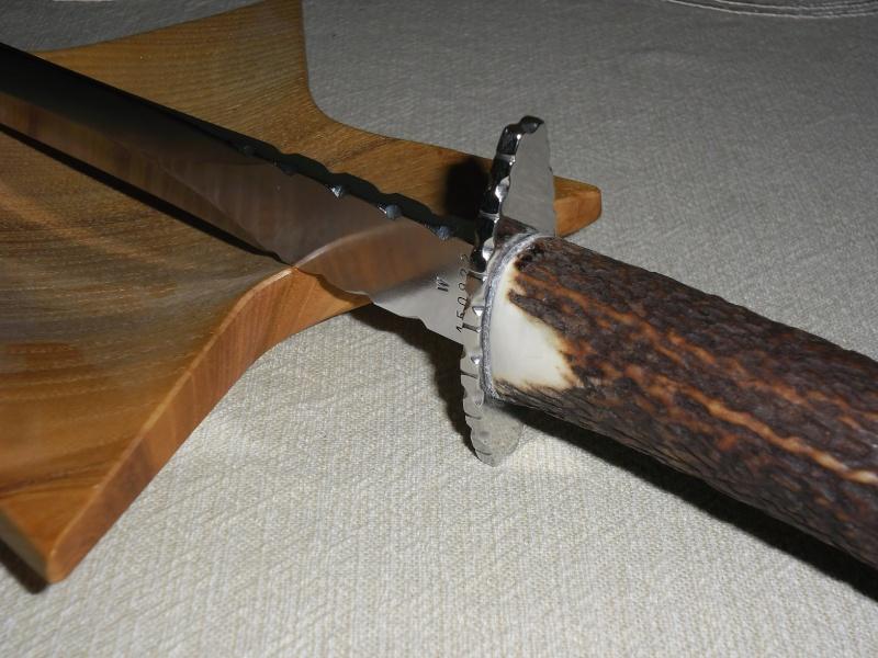Comment fabriquer son couteau 4243010