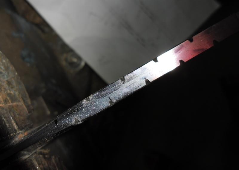 Comment fabriquer son couteau _213610