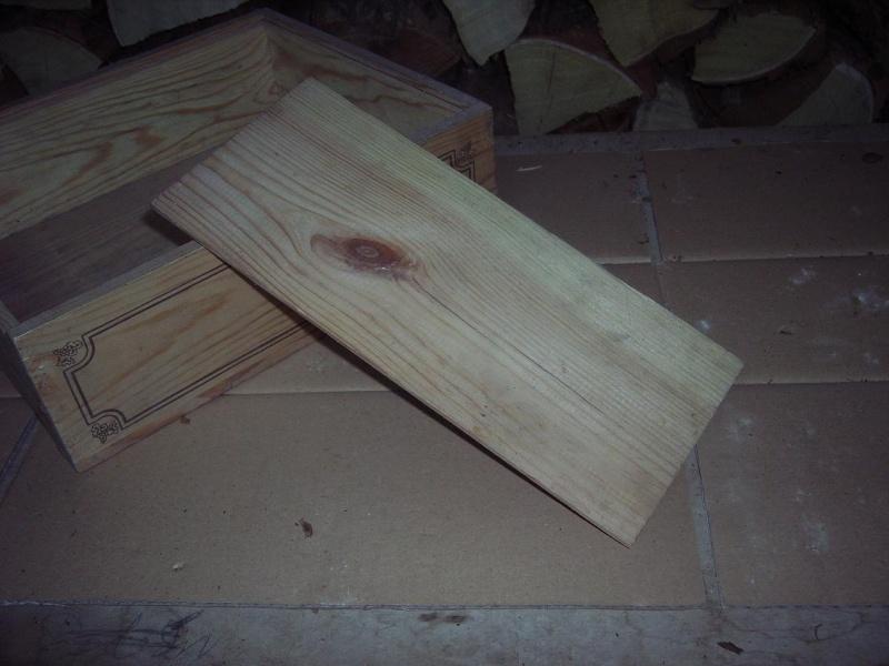 Bricolage d'un étui pour couteau. Imgp5010