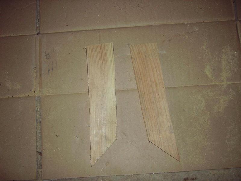 Bricolage d'un étui pour couteau. Imgp5116