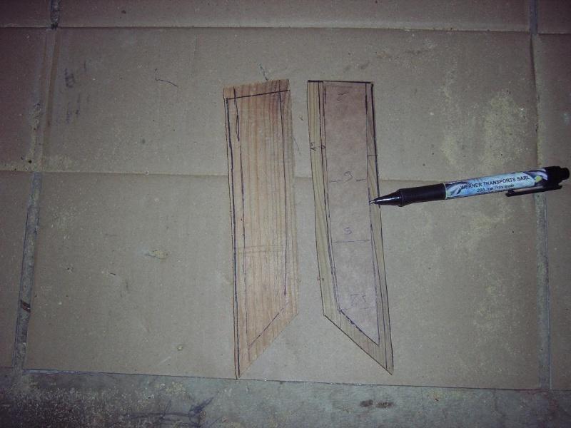 Bricolage d'un étui pour couteau. Imgp5117