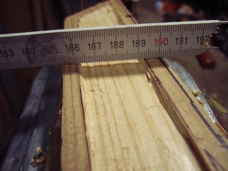 Bricolage d'un étui pour couteau. Imgp5119