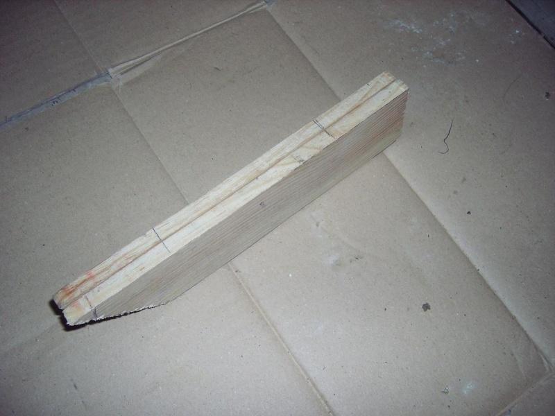 Bricolage d'un étui pour couteau. Imgp5123