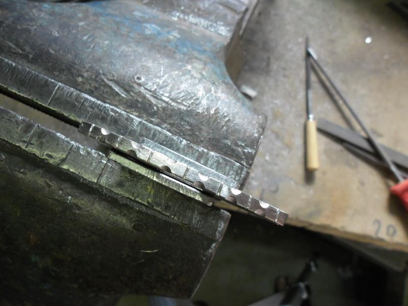 Comment fabriquer son couteau S_30110