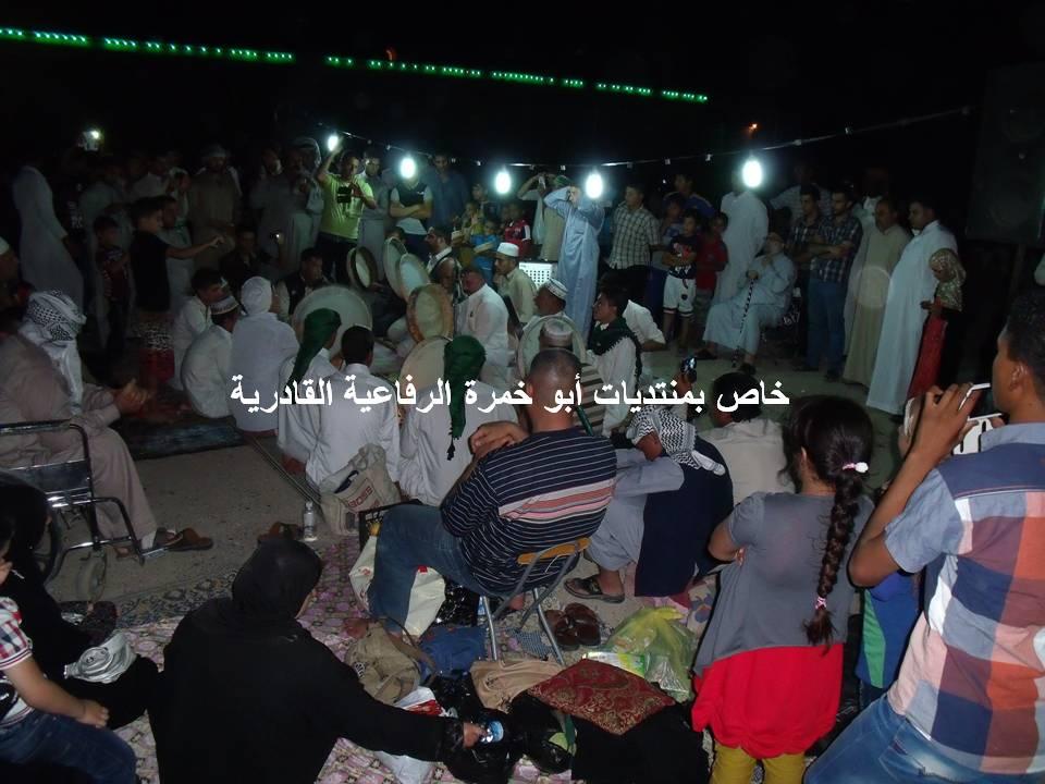 مراسيم زيارة مرقد السيد الشيخ أحمد الرفاعي الكبير 2013 410