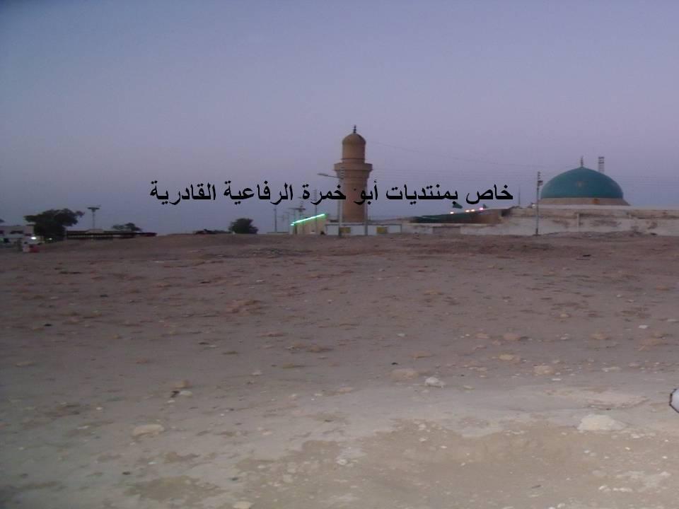 مراسيم زيارة مرقد السيد الشيخ أحمد الرفاعي الكبير 2013 510