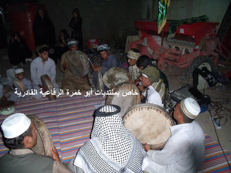 مراسيم زيارة مرقد السيد الشيخ أحمد الرفاعي الكبير 2013 710