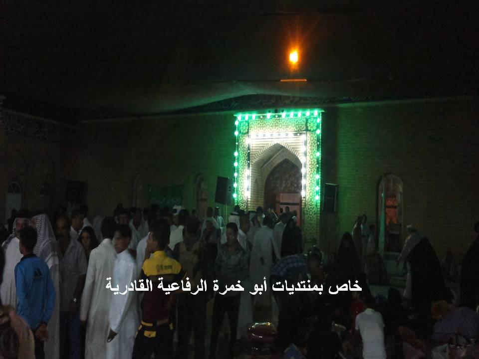 مراسيم زيارة مرقد السيد الشيخ أحمد الرفاعي الكبير 2013 810