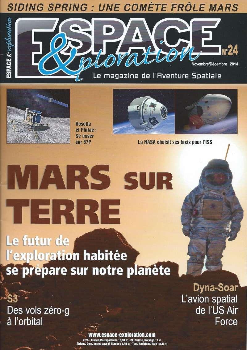 Espace & Exploration n°24: Mars sur Terre 14110010