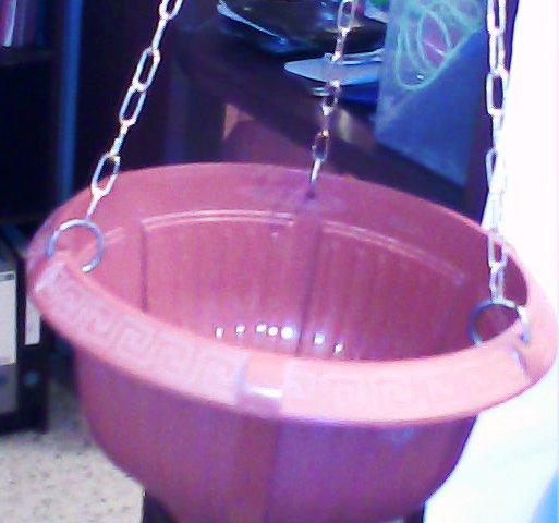 Pots pour suspension Jard110
