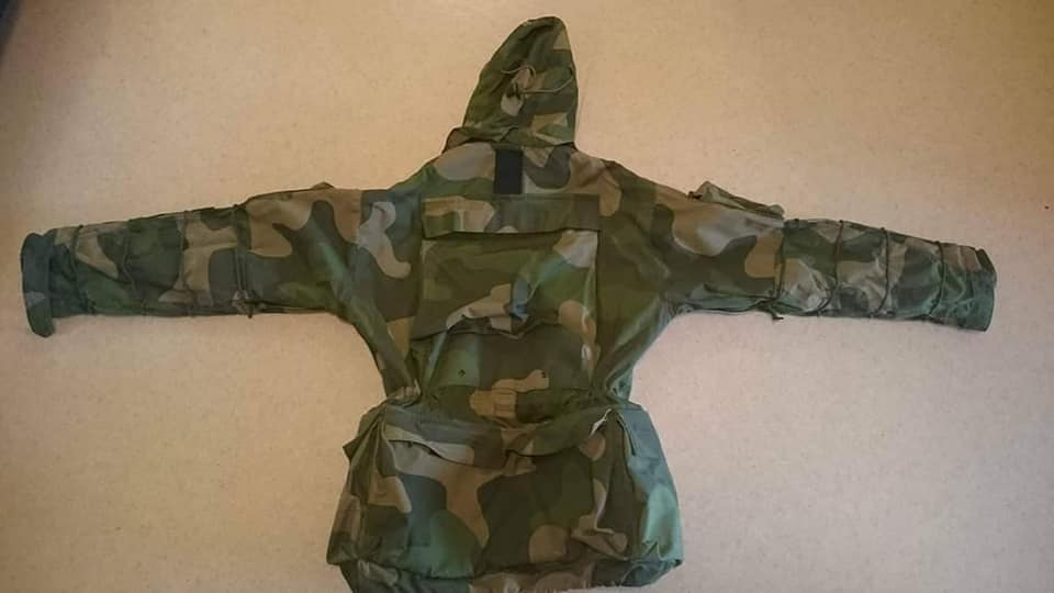 Sniper suits from around the world 79366910