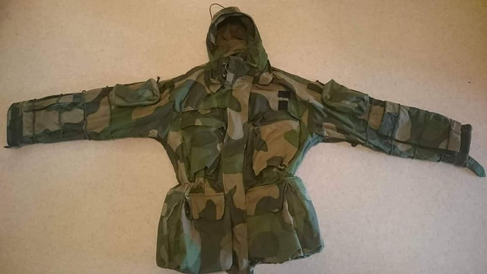 Sniper suits from around the world 80074510