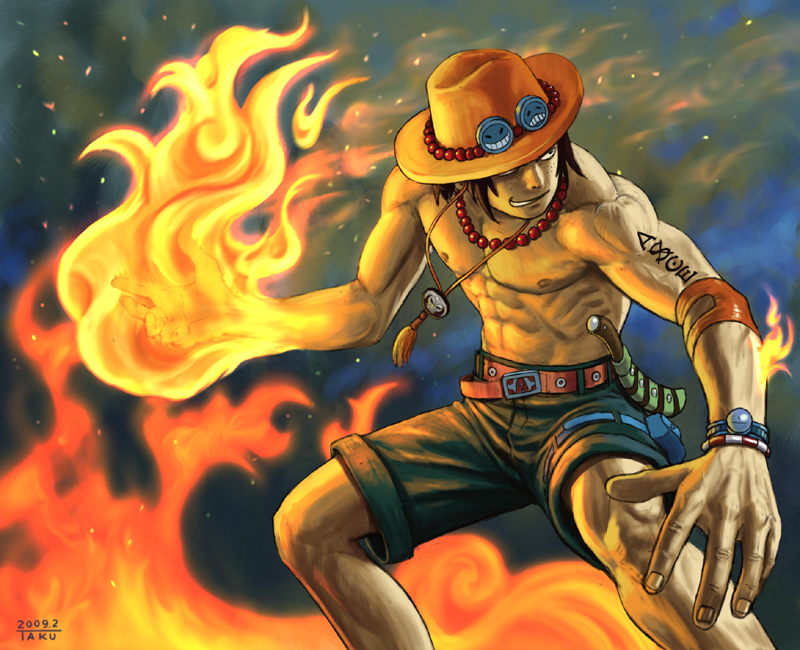 Portgas D. Ace [One Piece] 273c9710