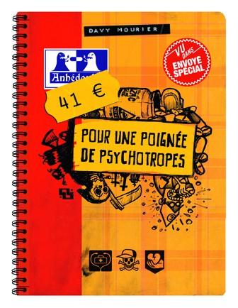 41 euros, pour une poignée de psychotropes [Davy Mourier] 41-pou10
