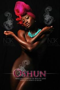 MYTHOLOGIE AFRICAINE Orisha12