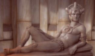 L'ATELIER DU SCULPTEUR Statue10