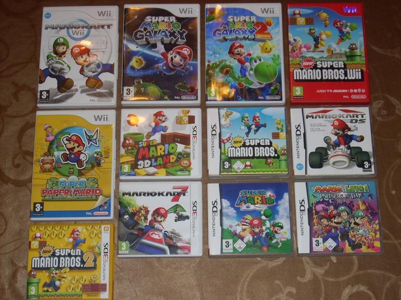 2ème épreuve: Le plus de jeux avec Mario Dscn8611