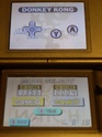 Game & Watch Donkey Kong - Recordman: Kaneda Ayoshi Dscn0110