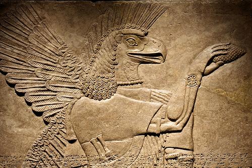Des contacts antiques entre différentes civilisations? - Page 3 Sumer110