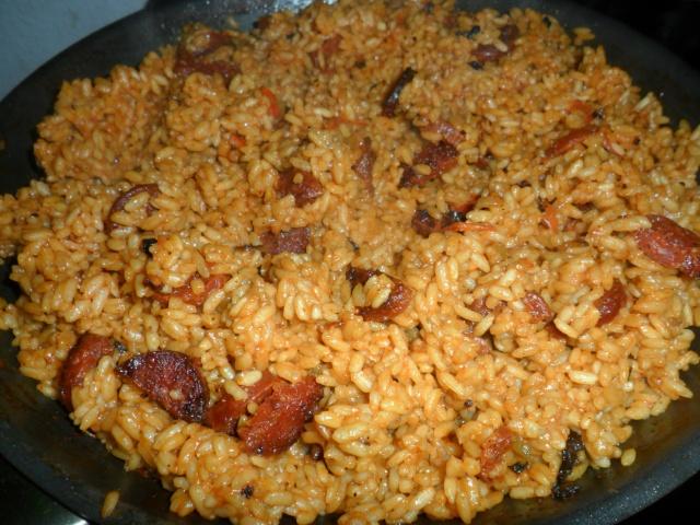 riz au chorizo Riz_ch10