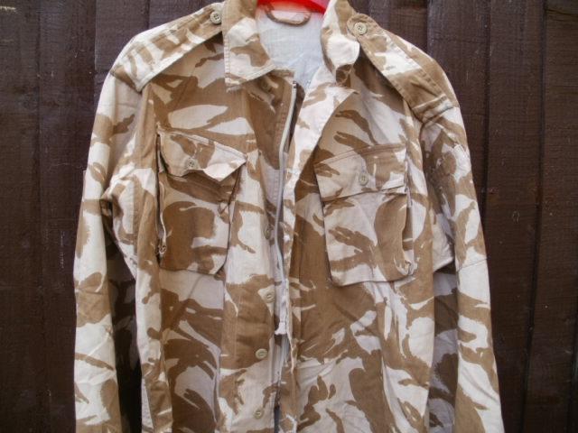 British Jacket lightweight-Gulf War. P1310010