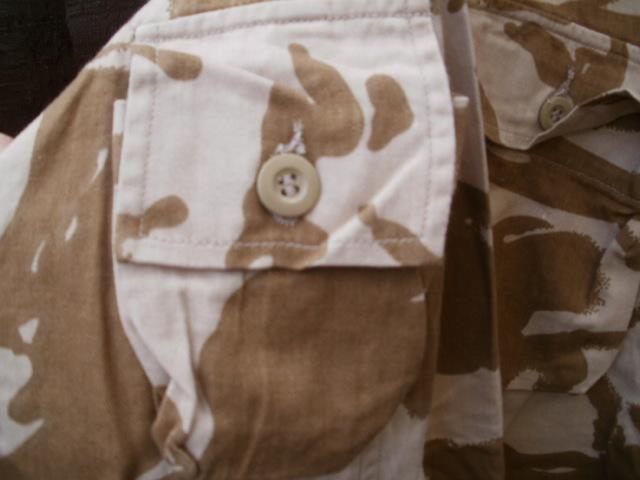 British Jacket lightweight-Gulf War. P1310014