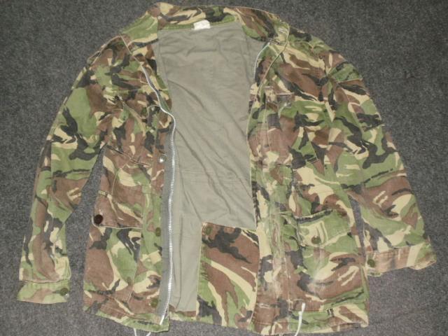 """British"" Camo Jacket 68 style...bit it is'nt! P2110024"