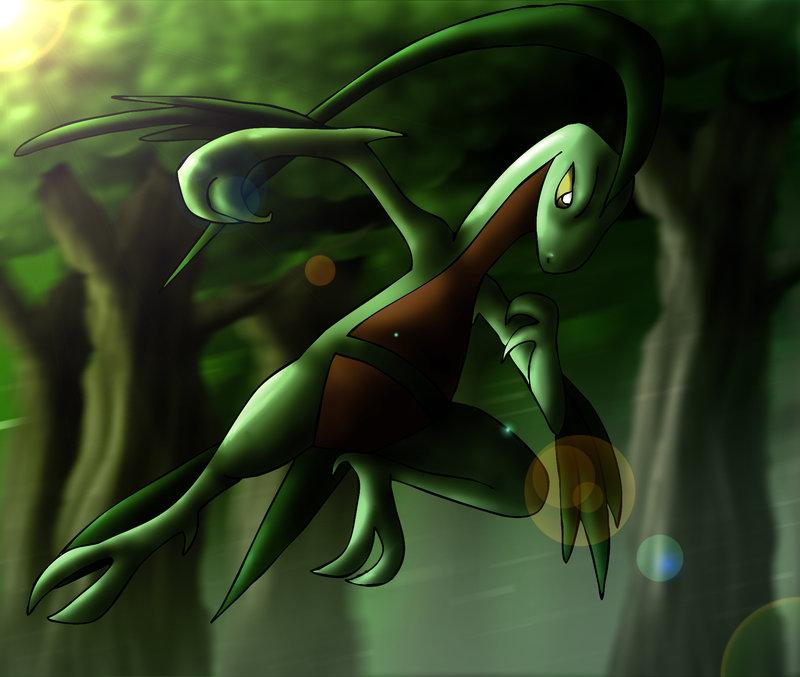 Dragons: Chapter 1 Grovyl10