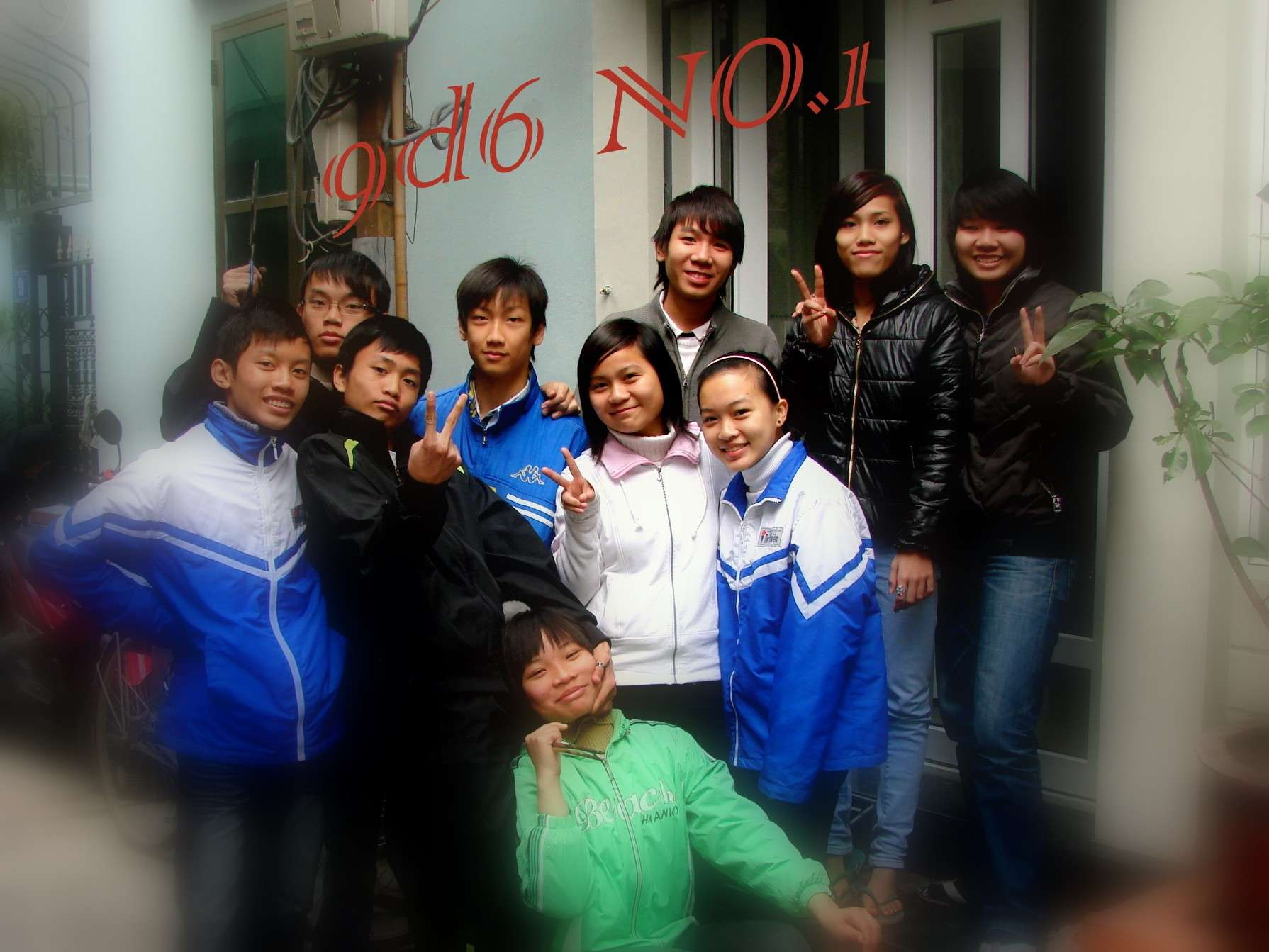 9D6 Great family