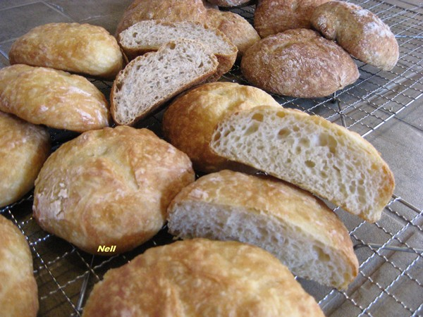 Petits pains individuels, sans pétrissage Web_1_19