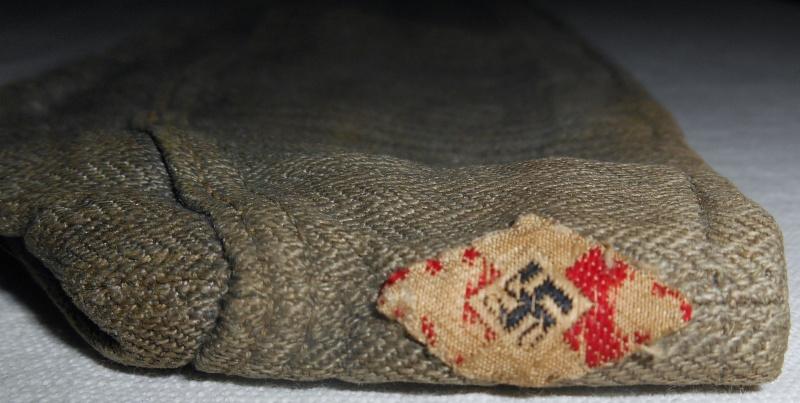 """""""Geländesportmütze / Lagermütze"""" (1936-1945) 310"""