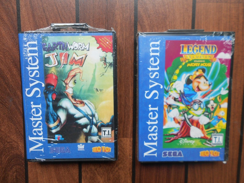 Warriors 33 Collection Sega master System  Photo112