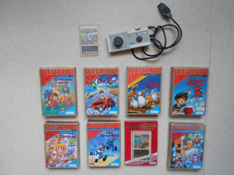 Warriors 33 Collection Sega master System  Photo_27
