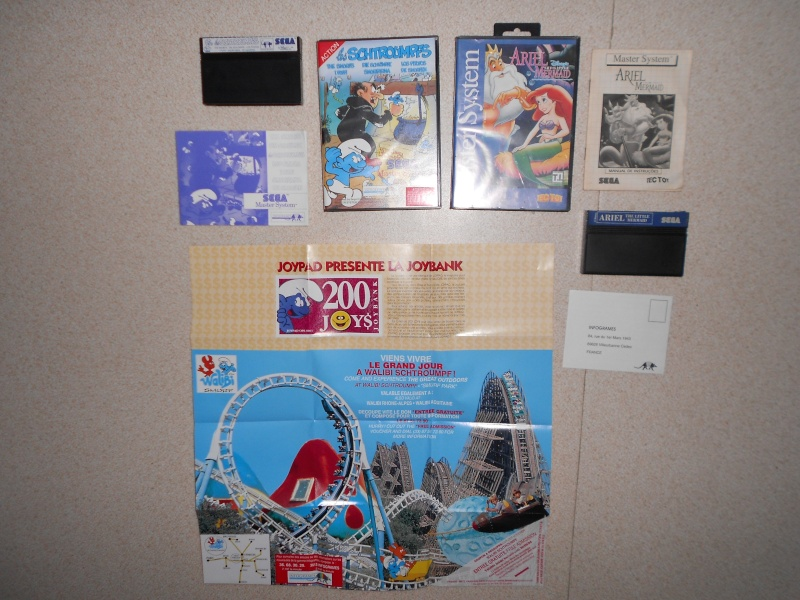 Warriors 33 Collection Sega master System  Photo_28