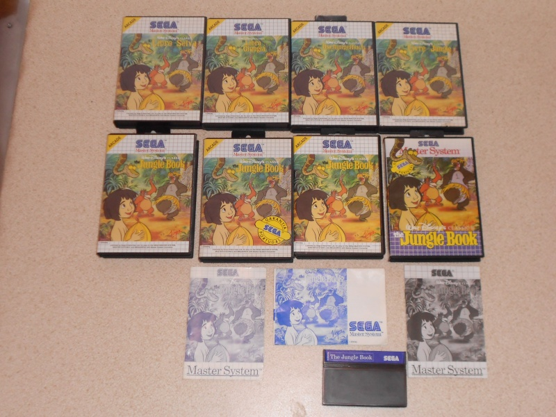 Warriors 33 Collection Sega master System  Photo_39
