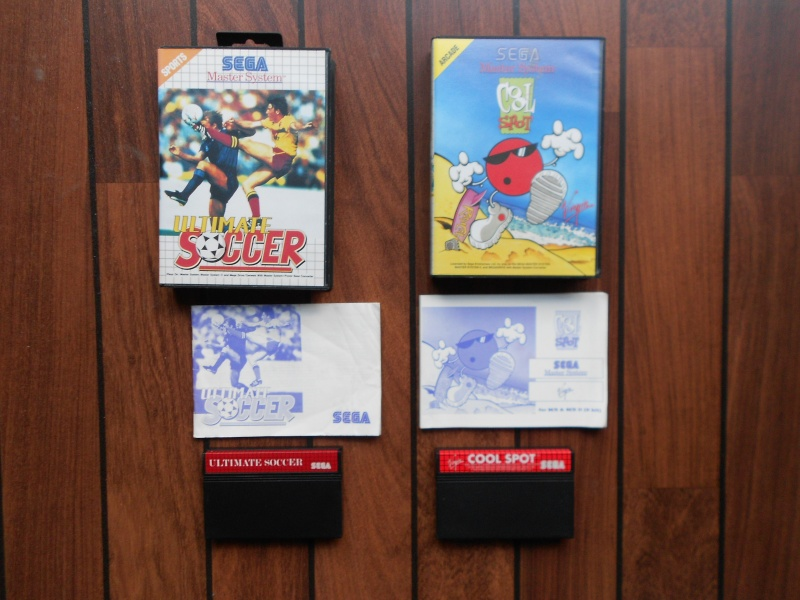 Warriors 33 Collection Sega master System  Photo_42