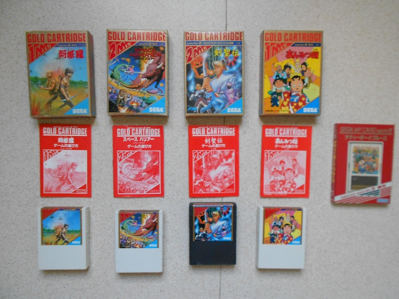 Warriors 33 Collection Sega master System  Photo_44
